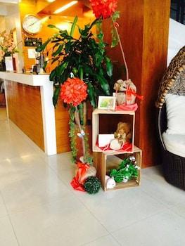 LINDI HOTEL BAGUIO Reception