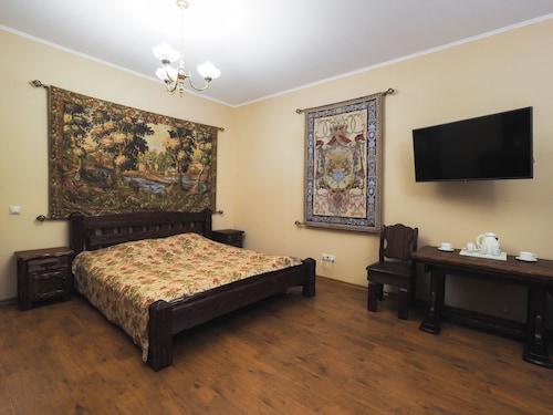 Hotel Vdohnovenie, Klinskiy rayon