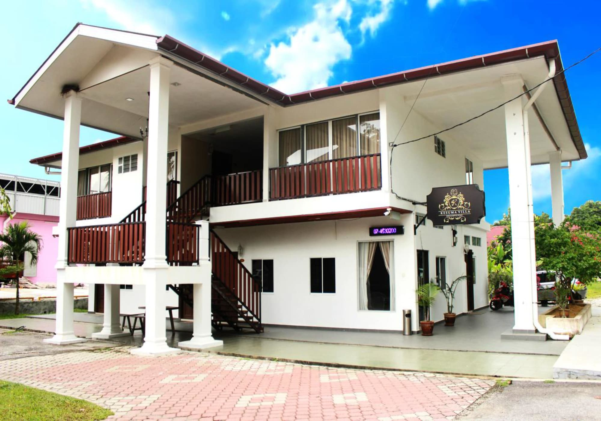 Kesuma Villa Exclusive Stay, Batu Pahat