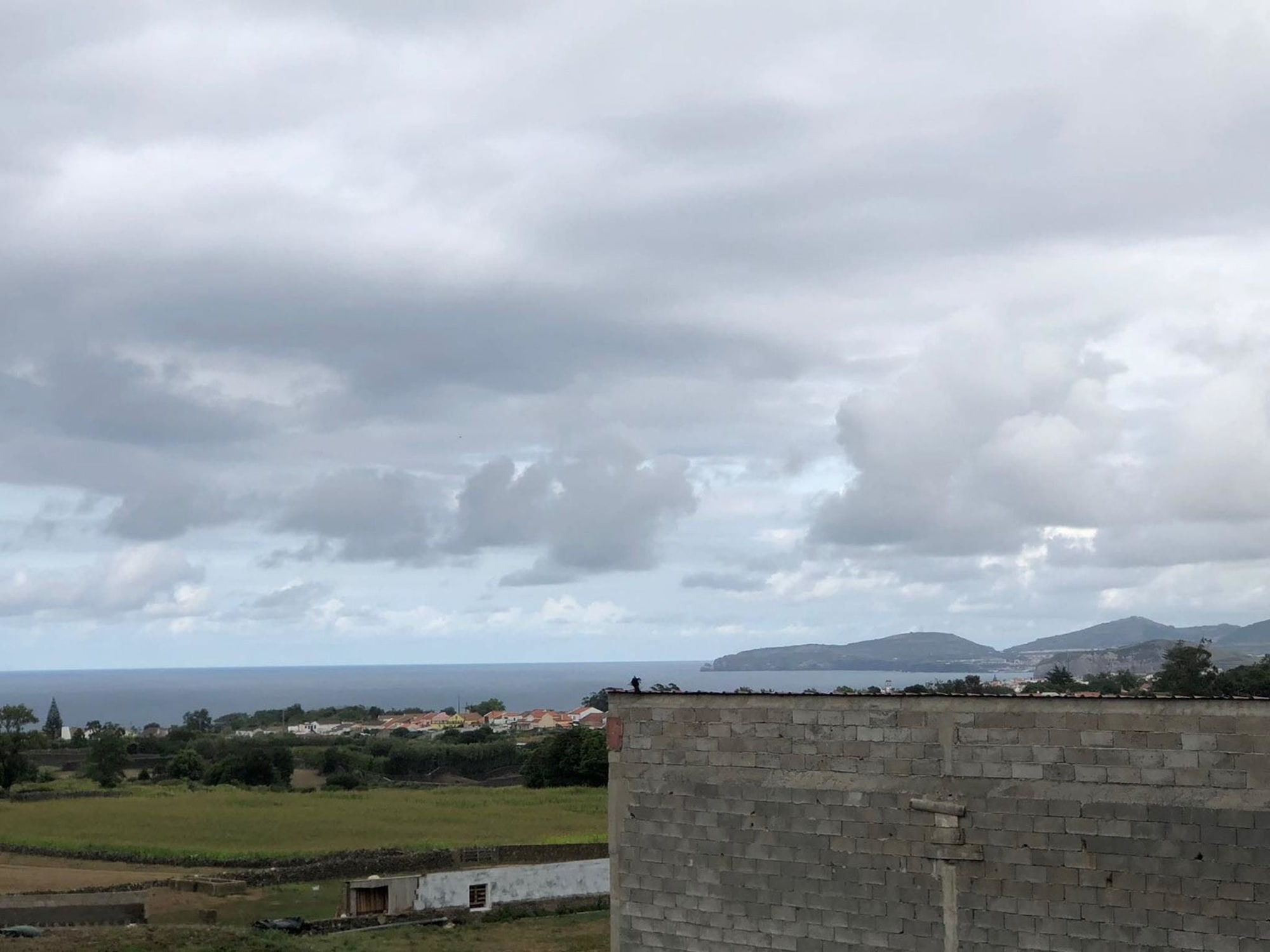 House With 2 Bedrooms in Pico da Pedra, With Wonderful sea View and Enclosed Garden - 7 km From the Beach, Ribeira Grande