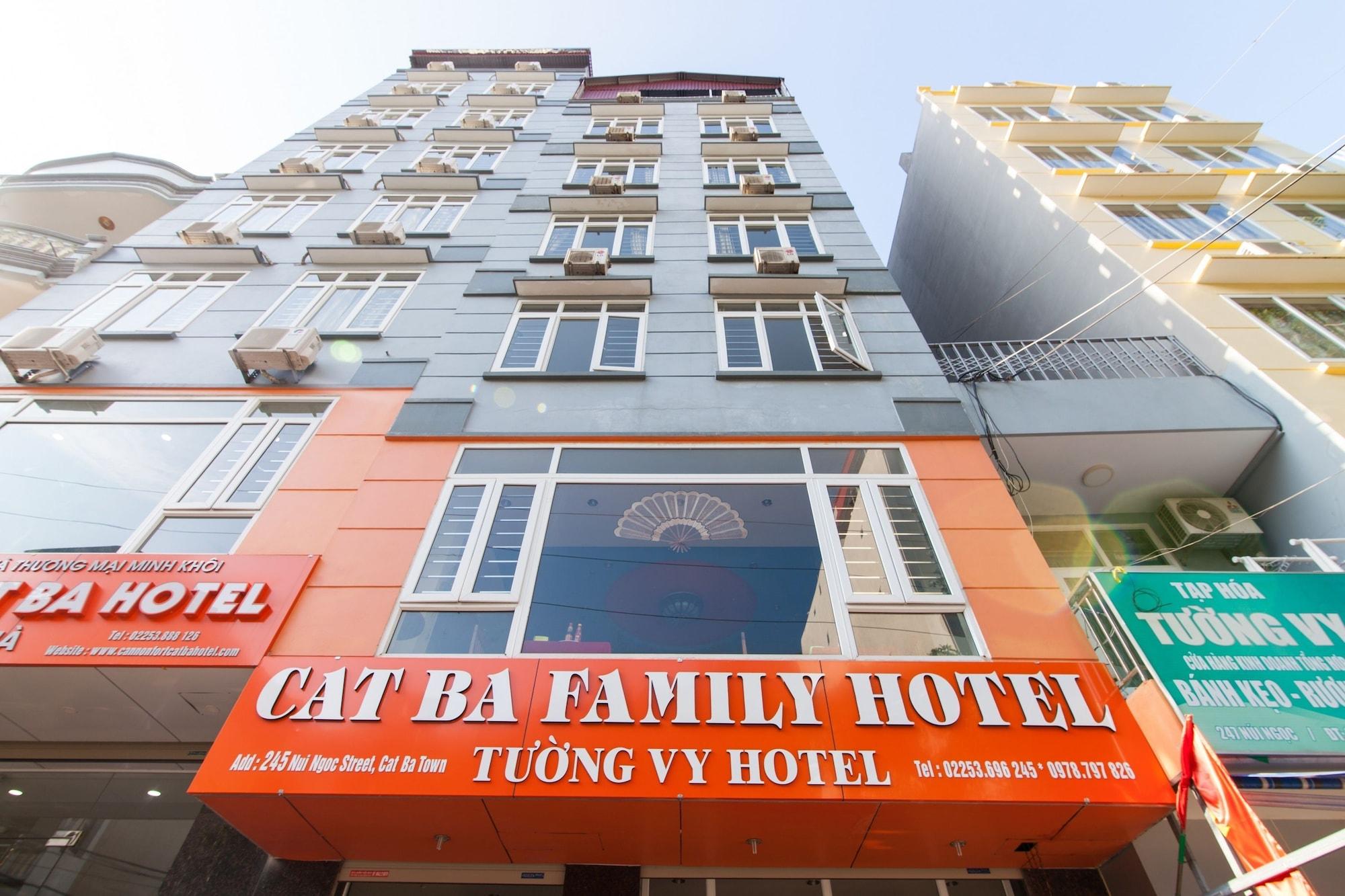 Cat Ba Family Hotel, Cát Hải