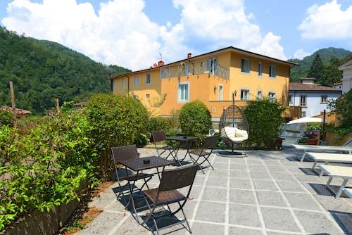 . Hotel & terme Bagni di Lucca