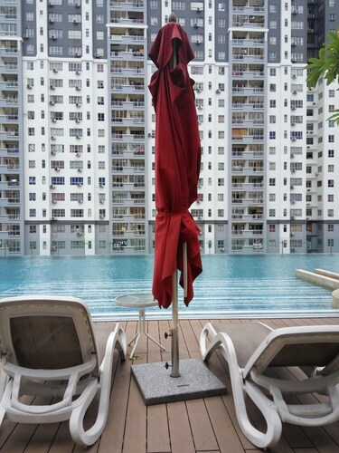Cosy suite near Airport and LRT station, Kuala Lumpur
