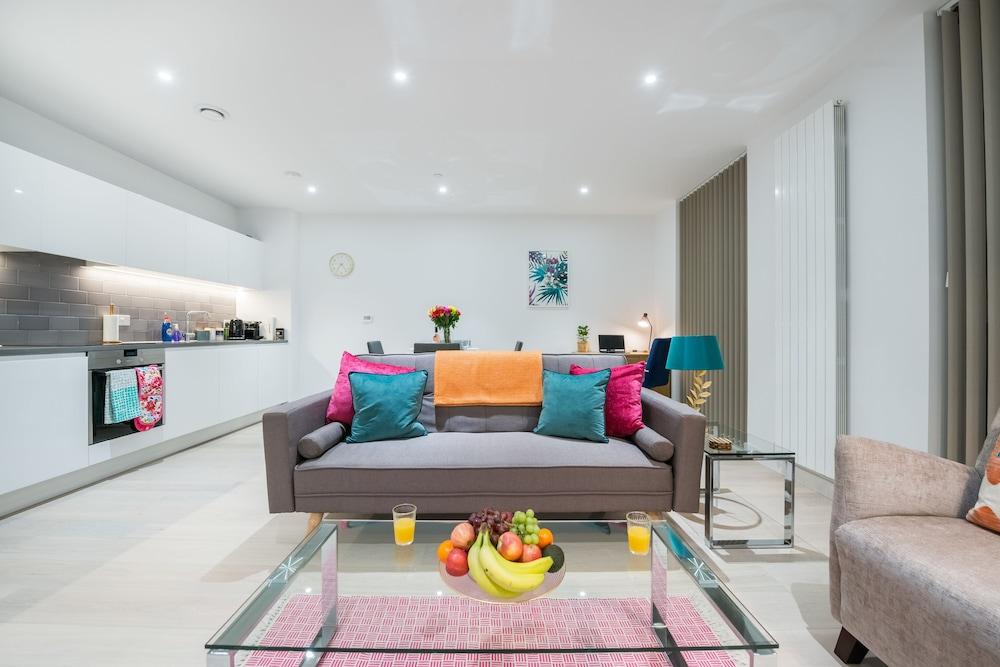 High-Quality apartment for EXCEL O2