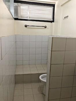 AGUA CALIENTE HOT SPRING RESORT AND HOTEL Bathroom