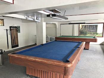 AGUA CALIENTE HOT SPRING RESORT AND HOTEL Billiards