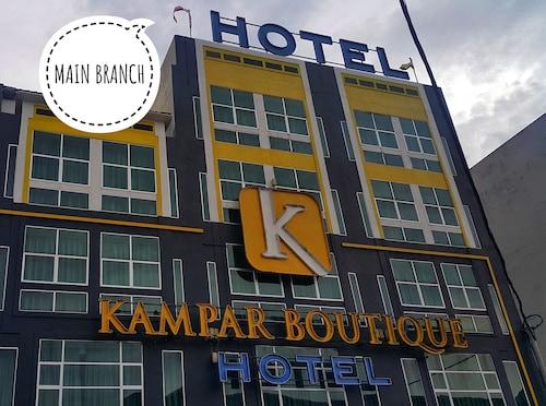 Kampar Boutique Hotel - Kampar Sentral, Kinta