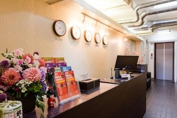 Hotel - G-stays Shinjuku