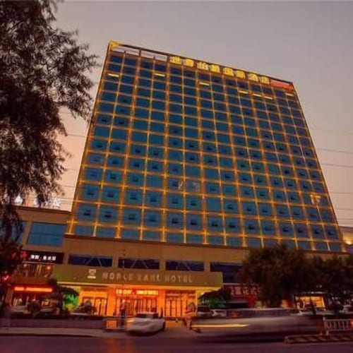 Noble Earl Hotel, Linyi