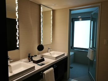 THE GATE HOTEL TOKYO BY HULIC Bathroom