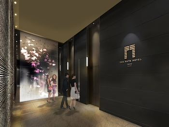 THE GATE HOTEL TOKYO BY HULIC Property Entrance