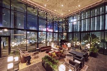 THE GATE HOTEL TOKYO BY HULIC Lobby Lounge