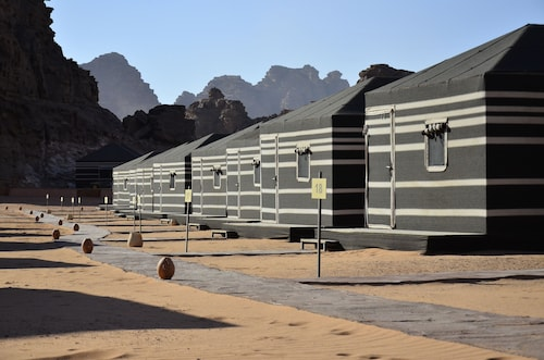 Space Village Luxury Camp, Aqaba
