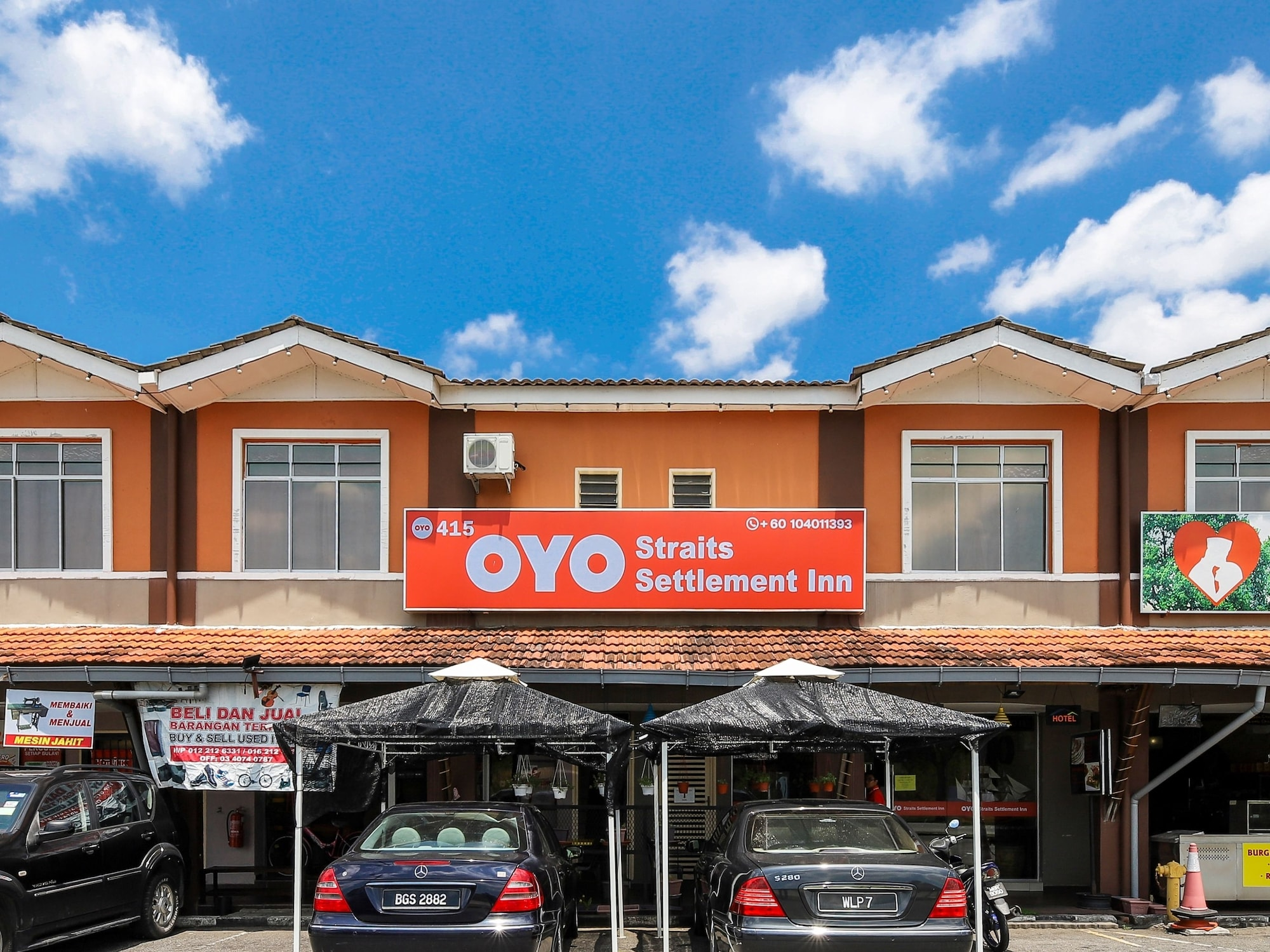 OYO 415 Straits Settlement Inn, Kota Melaka