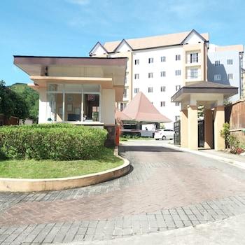 BAGUIO CONDO SUITE FOR TRANSIENT Exterior