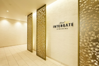 HOTEL INTERGATE HIROSHIMA Property Entrance