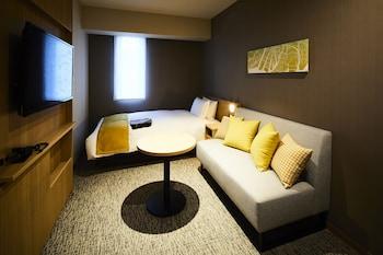 モデレートシングルルーム 禁煙|19㎡|ホテルインターゲート広島