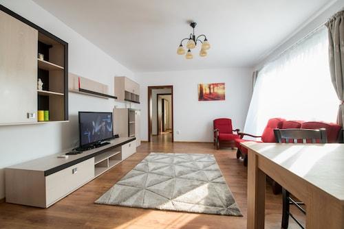 . Panoramic View Apartment Sibiu