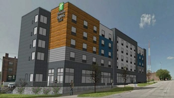 Holiday Inn Express And Suites Omaha Downtown - Airport photo