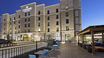 達拉斯 - 弗里斯科西北豐田中心燭木套房飯店 - IHG 飯店 Candlewood Suites Dallas-Frisco NW Toyota Ctr, an IHG Hotel