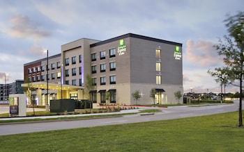 達拉斯 - 弗里斯科西北豐田體育場智選假日套房飯店 - IHG 飯店 Holiday Inn Express & Suites Dallas-Frisco NW Toyota Stdm, an IHG Hotel