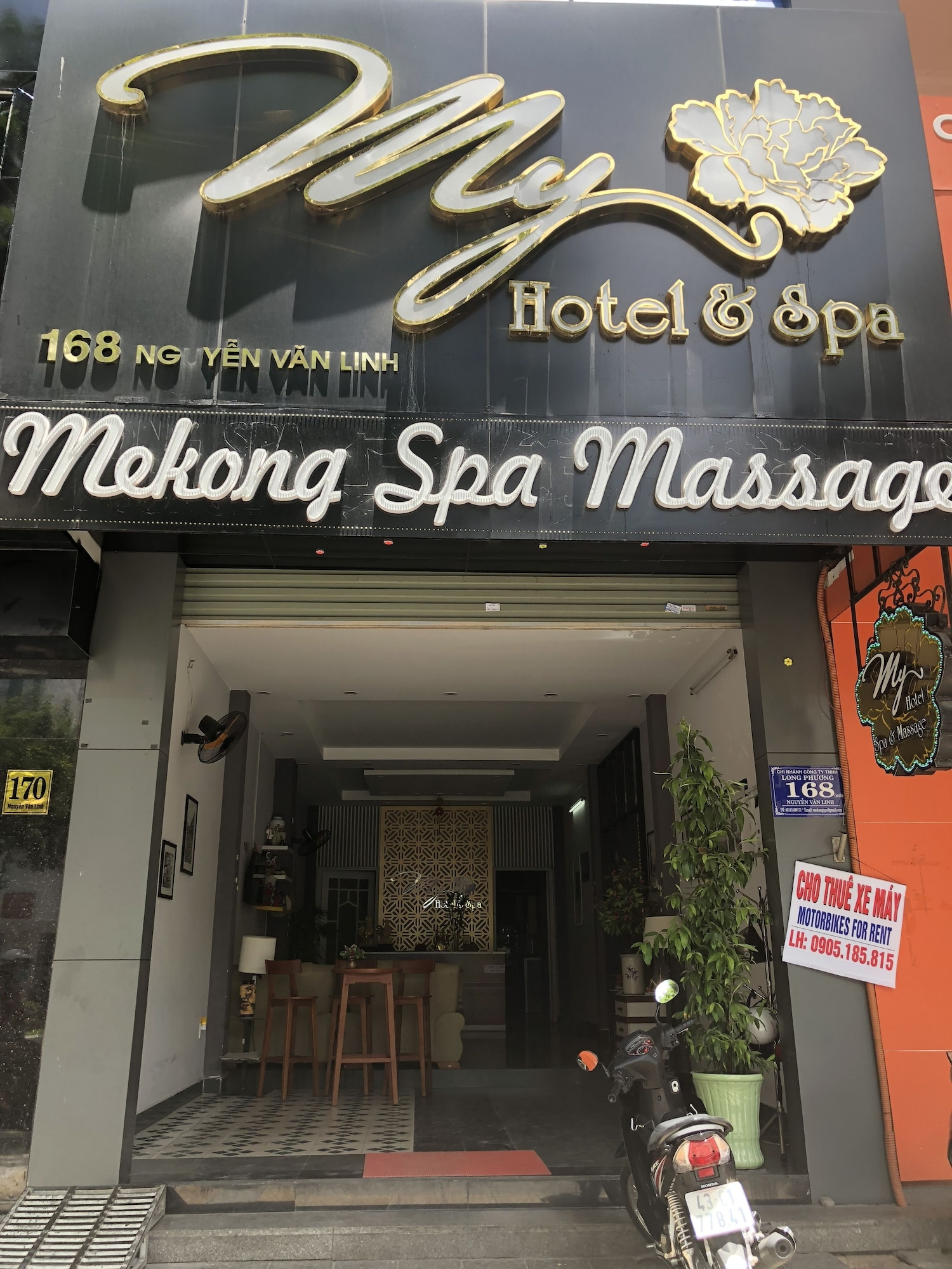 My Hotel and Spa, Thanh Khê