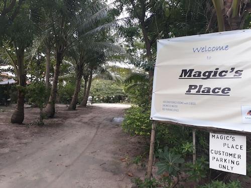 __{offers.Best_flights}__ Magic's Place