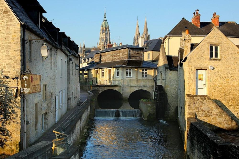 France - Normandie - Bayeux - Maison d'Hôtes Le Drapeau Normand