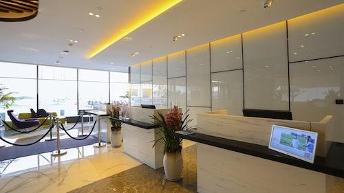 Holiday Inn Express Linyi Riverside, Linyi