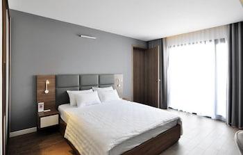 Deluxe Double Room, Balcony