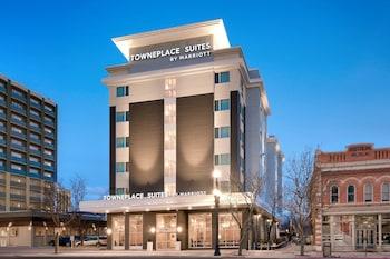 鹽湖市中心唐普雷斯套房飯店 Towneplace Suites Salt Lake City Downtown