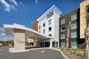 坦帕衛斯理堂萬豪套房費爾菲爾德飯店 Fairfield Inn & Suites by Marriott Tampa Wesley Chapel