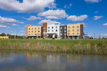 坦帕衛斯理堂萬豪套房費爾菲爾德飯店 Fairfield Inn & Suites by Marriott Tampa Wesley Chapel