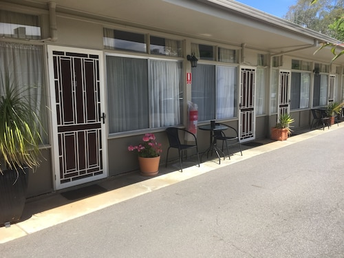 . Central Wangaratta Motel