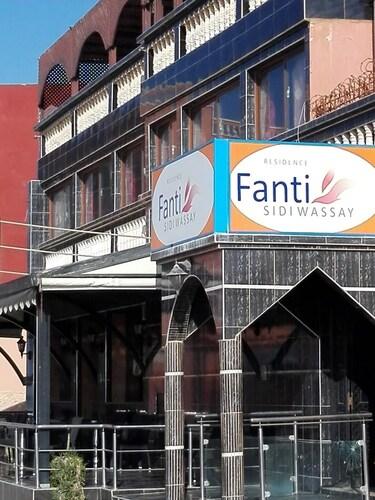 Residence Fanti, Chtouka-Aït Baha