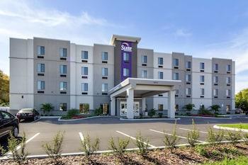 南坦帕斯利普飯店及套房 Sleep Inn & Suites Tampa South
