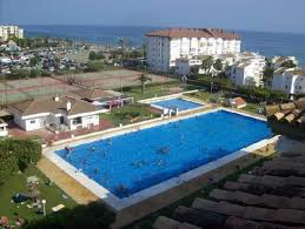 Apartment With 2 Bedrooms in Torrox Costa, With Wonderful sea View, Pool Access, Terrace - 20 km Fro