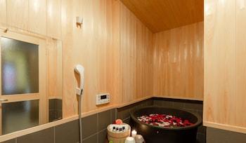 STAY SAKURA KYOTO TO-JI MACHIYA Bathroom Shower