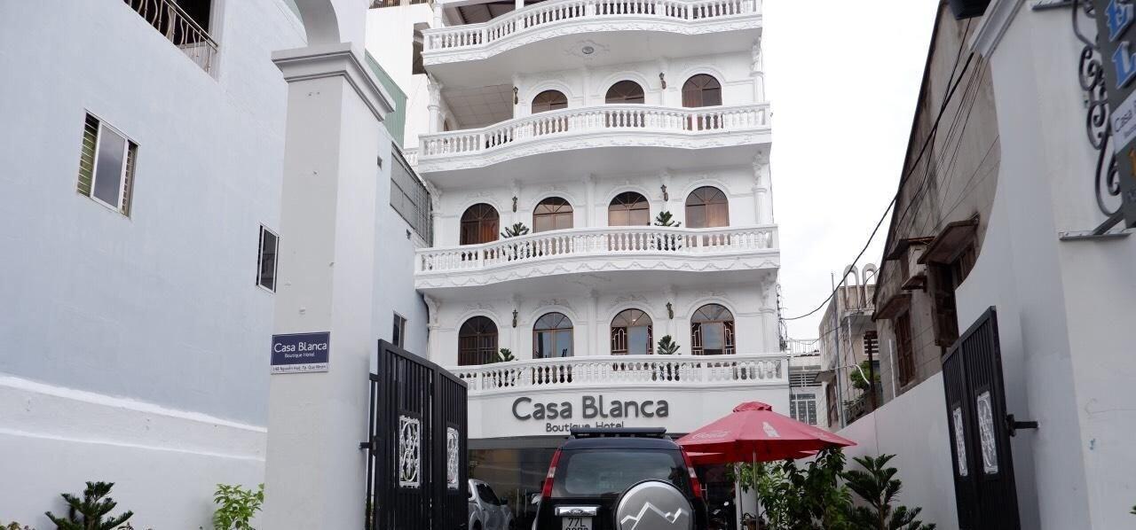 Casablanca Boutique Hotel, Qui Nhơn