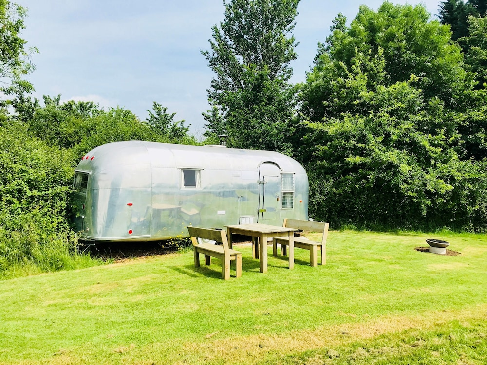 Cotswolds Camping at Holycombe, Gloucestershire