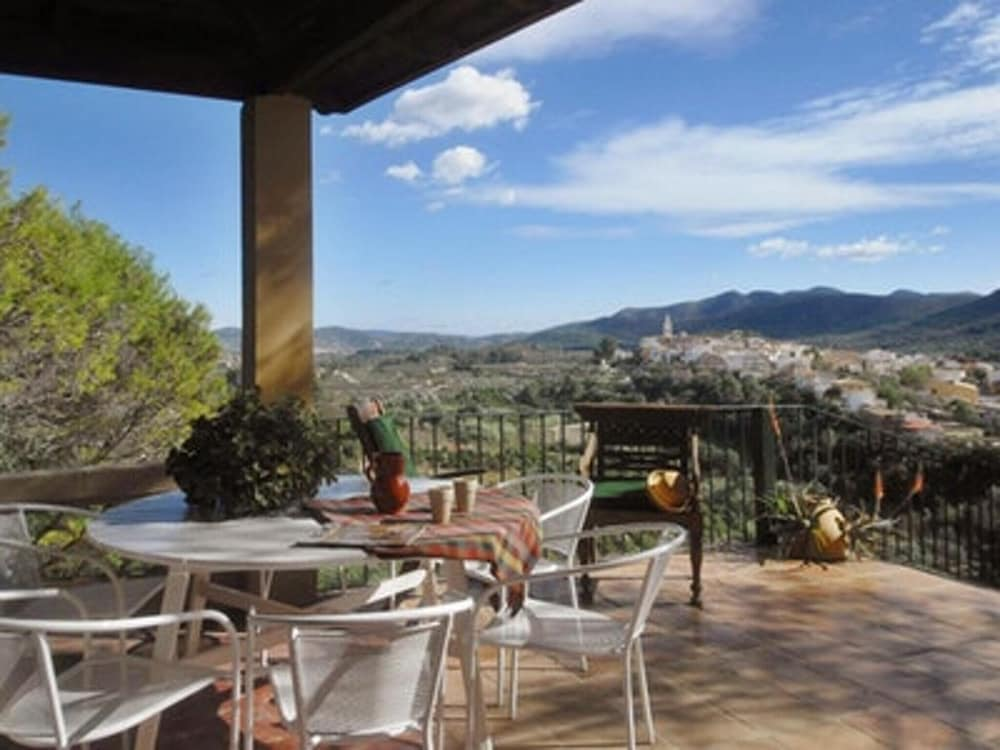 Villa With 2 Bedrooms in Parcent, With Wonderful Mountain View, Private Pool and Furnished Terrace -
