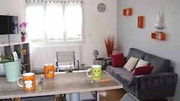 Maison 4 chambres 8 places à Loudéac