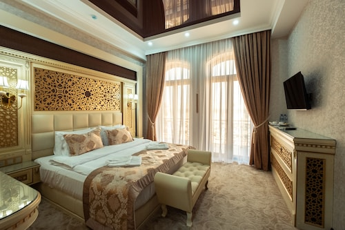 Dilimah Premium Luxury Hotel, Oqdaryo