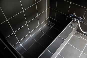 YADORU KYOTO MIZUNOE NO YADO Bathroom