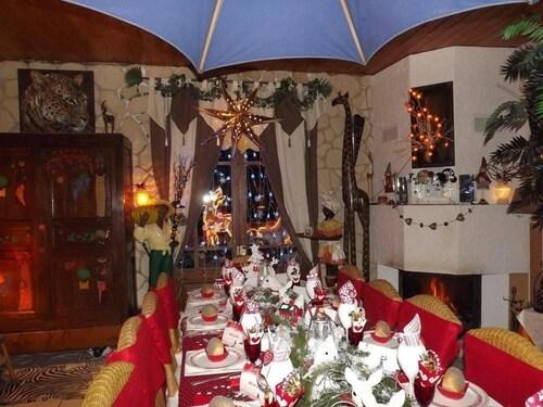 Chambres d'hôtes La Maison Bleue, Jura
