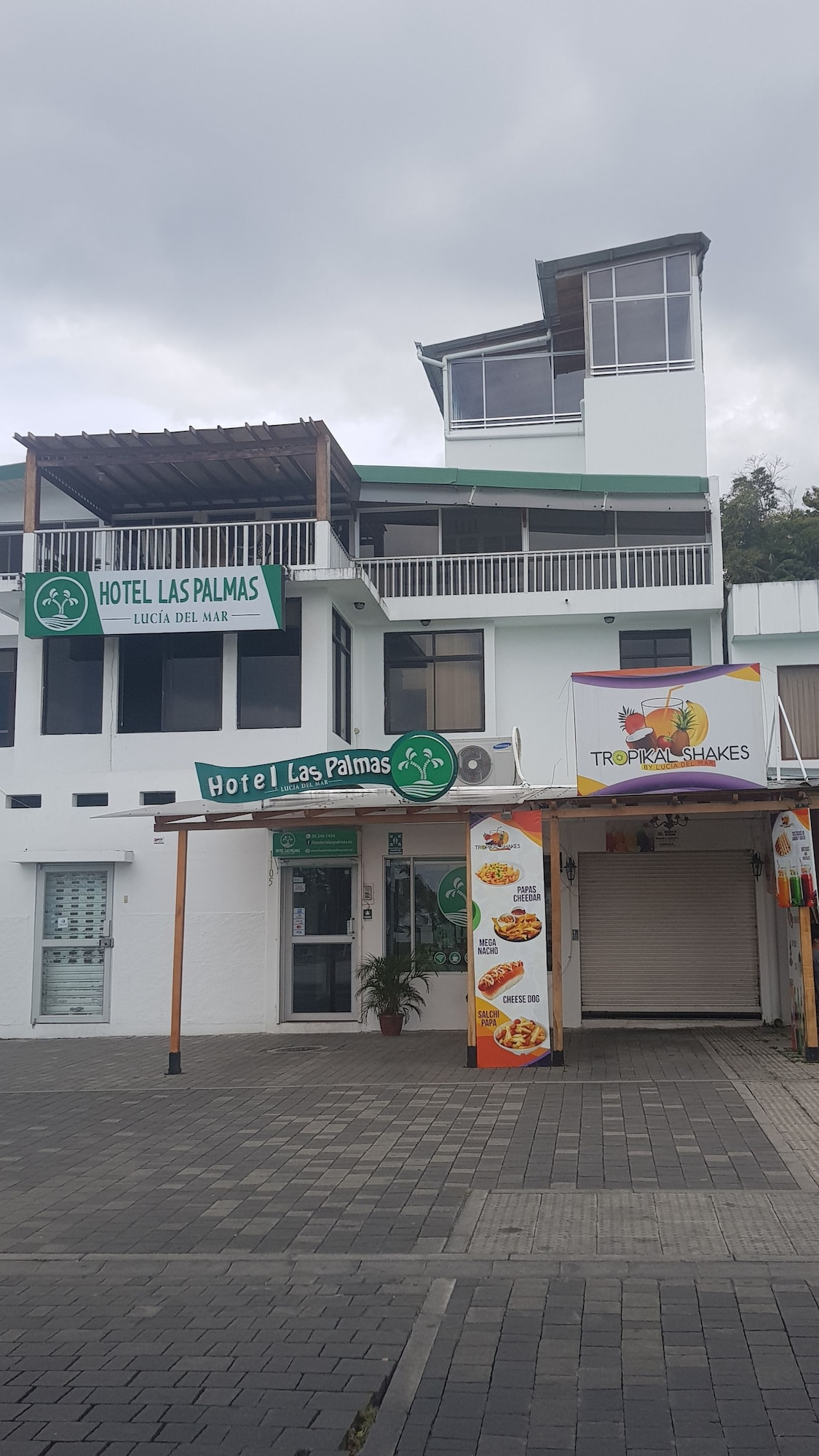 Hotel Las Palmas, Esmeraldas