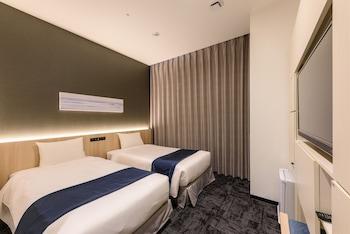 スタンダード ツインルーム|ホテル MONday 豊洲