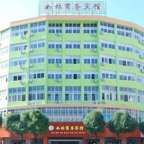 Rulin Business Hotel, Huzhou