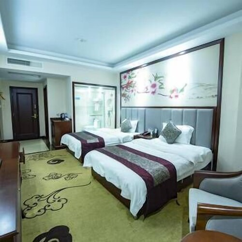 Jungang Hotel, Ya'an
