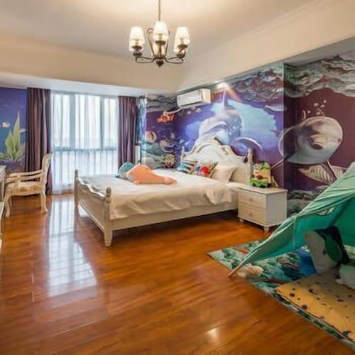 She Amp; He Hotel Apartment - Changlong, Guangzhou
